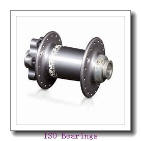 NN4922 ISO cylindrical roller bearings