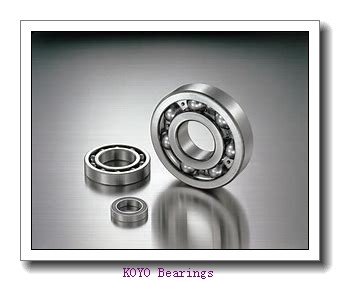 KOYO SB1100A deep groove ball bearings