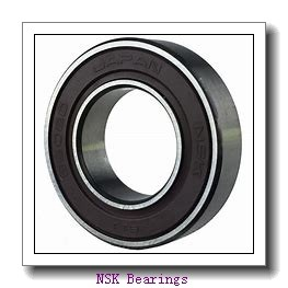 NSK 6309VV deep groove ball bearings