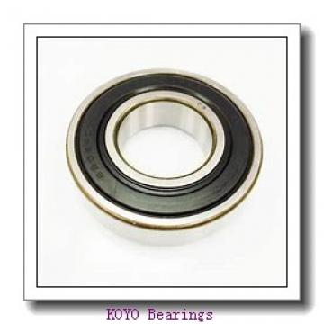 KOYO UK306 deep groove ball bearings
