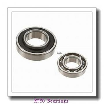 KOYO 7211 angular contact ball bearings