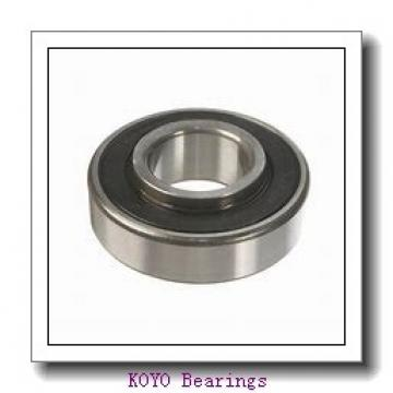 KOYO N319 cylindrical roller bearings
