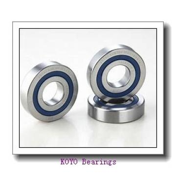 KOYO 6318ZZX deep groove ball bearings