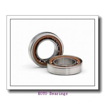 KOYO 52400/52637 tapered roller bearings