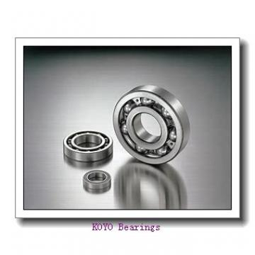 KOYO NUP307 cylindrical roller bearings