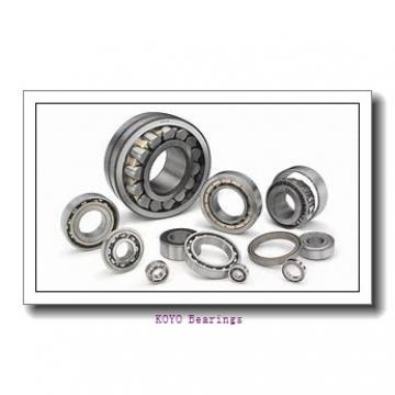 KOYO 7221 angular contact ball bearings