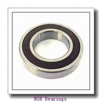 NSK 95BER19X angular contact ball bearings
