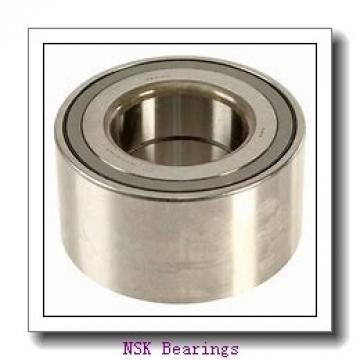 NSK 7309 B angular contact ball bearings
