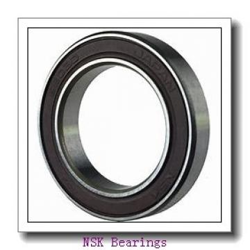 NSK 1221 self aligning ball bearings