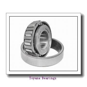 Toyana 6006-2RS deep groove ball bearings