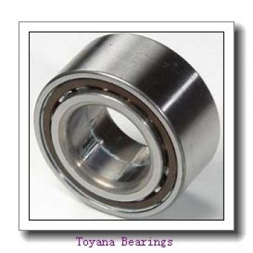 Toyana NH2217 E cylindrical roller bearings