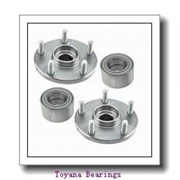 Toyana 81168 thrust roller bearings