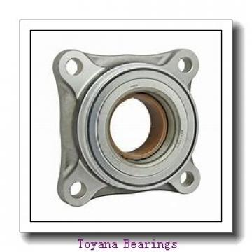 Toyana LM48548A/10 tapered roller bearings