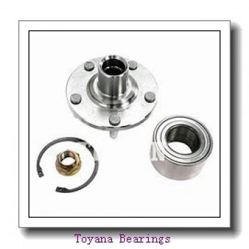 Toyana 3207 angular contact ball bearings
