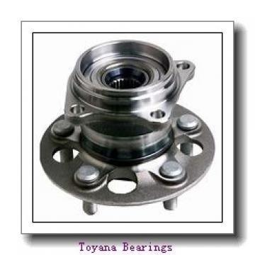 Toyana 25590/25523 tapered roller bearings