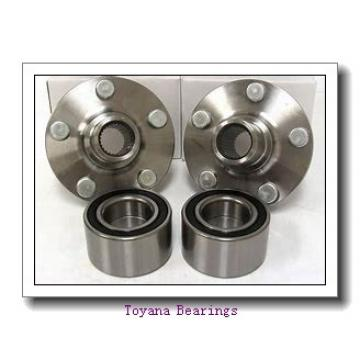 Toyana 3812 ZZ angular contact ball bearings