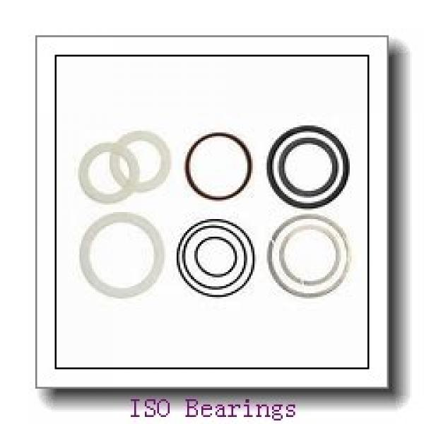 NU3317 ISO cylindrical roller bearings #1 image