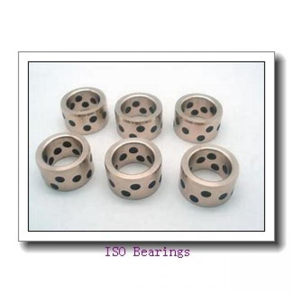 NU3317 ISO cylindrical roller bearings #2 image