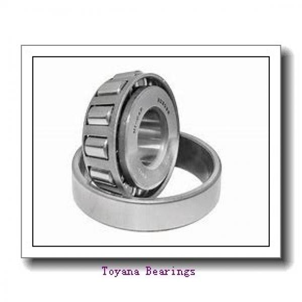 Toyana NUP20/500 cylindrical roller bearings #2 image