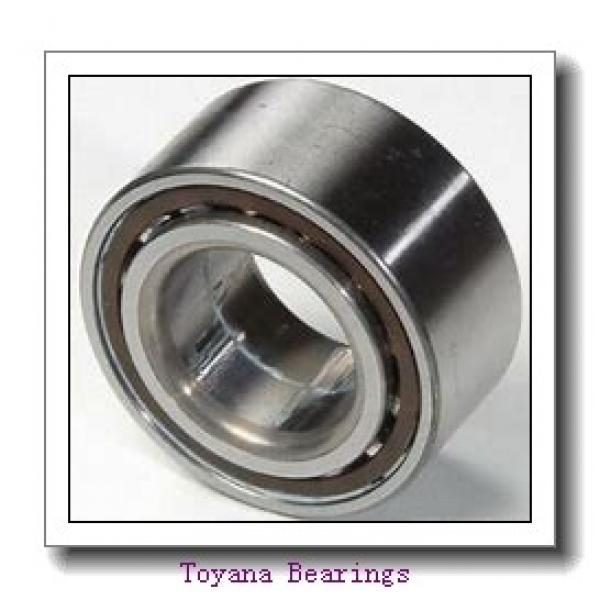 Toyana 7036 A-UO angular contact ball bearings #1 image