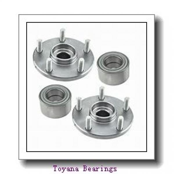 Toyana NUP20/800 cylindrical roller bearings #3 image