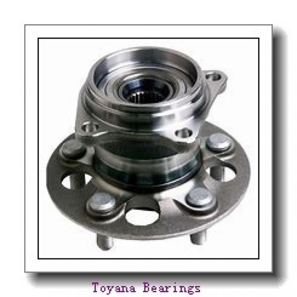Toyana NUP20/500 cylindrical roller bearings #1 image
