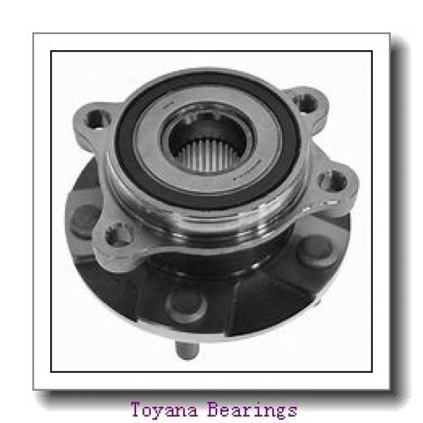 Toyana NUP20/500 cylindrical roller bearings #3 image
