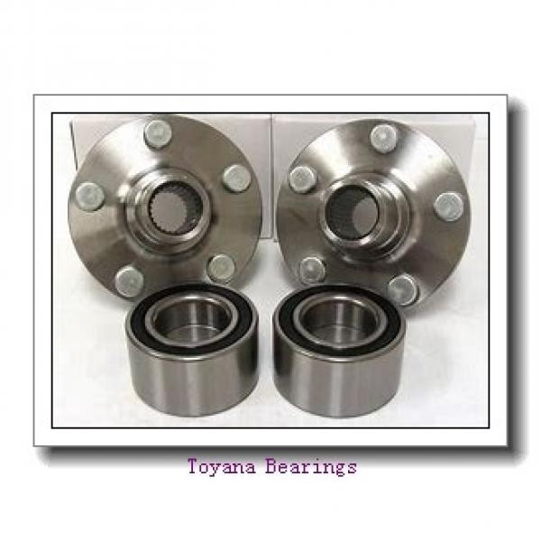 Toyana 7036 A-UO angular contact ball bearings #3 image